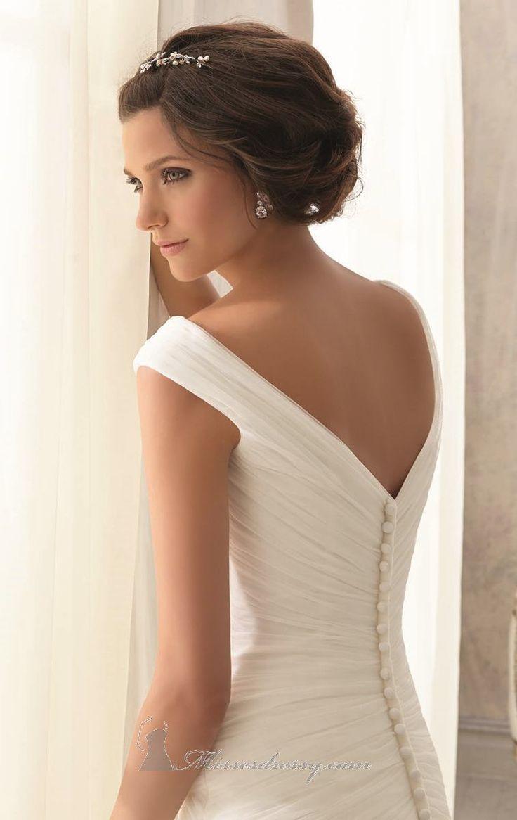 Mori lee madeline gardner wedding dress  blu by madeline gardner   Google Search  dreamy wedding
