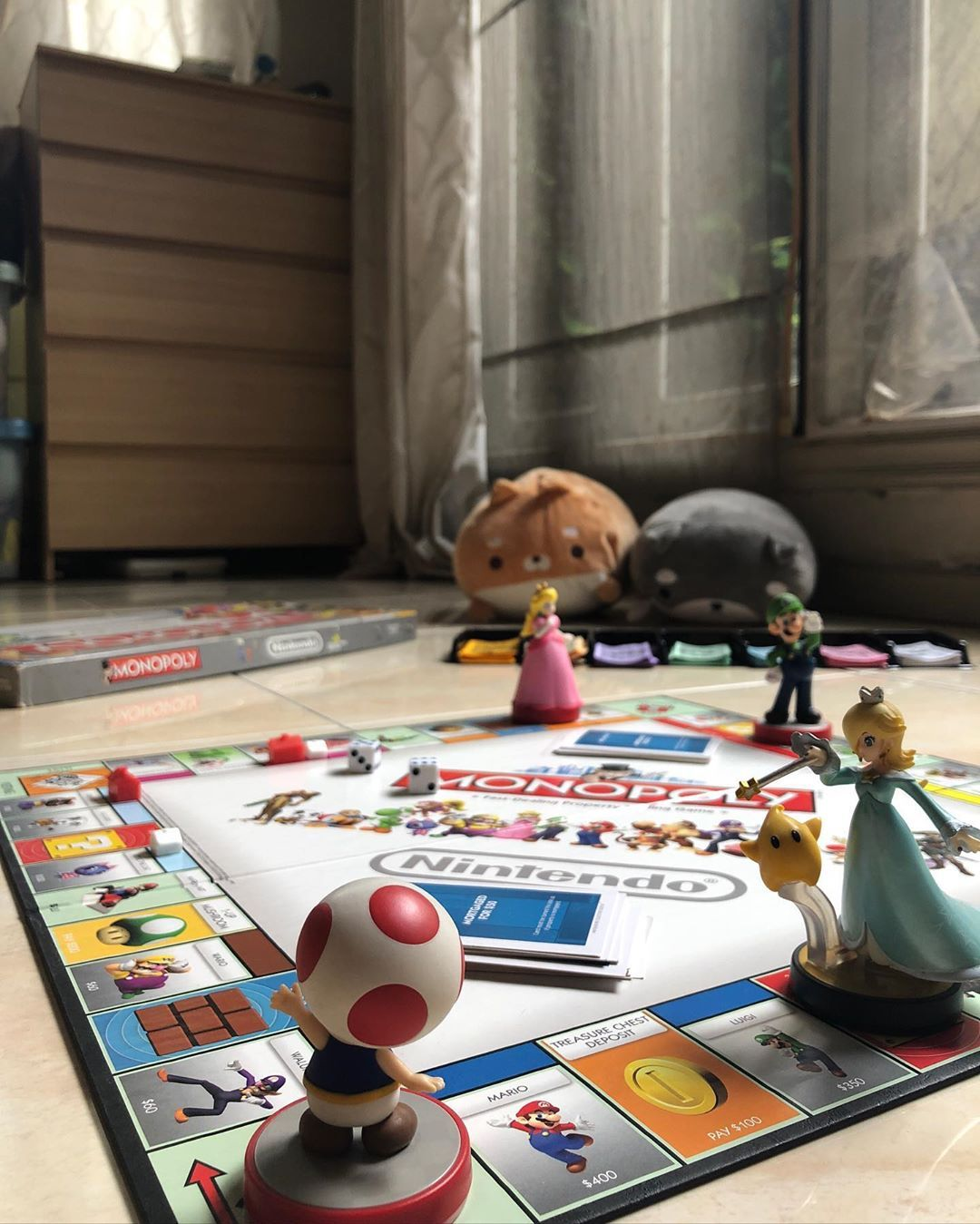 Some Monopoly To Kill Some Time Can Anyone Spot The Blue