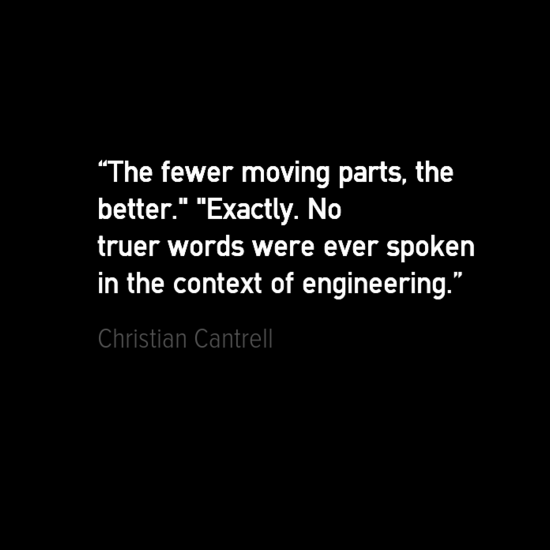 Engineering Quotes Christian Cantrell Engineering