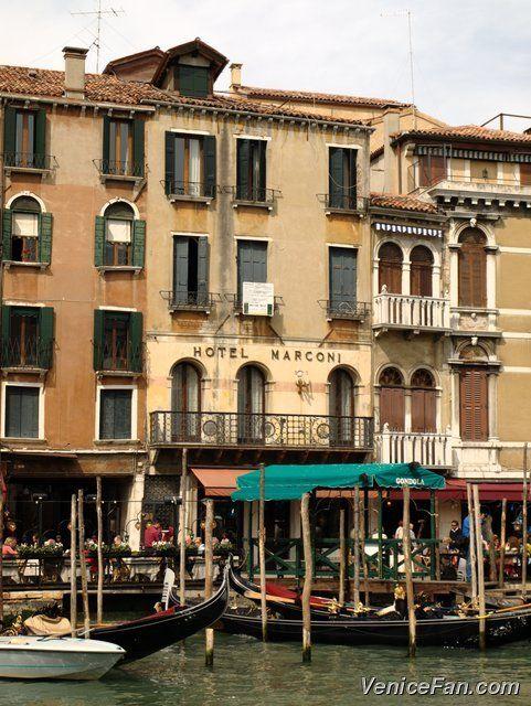 Marconi Hotel Venice | 2018 World's Best Hotels