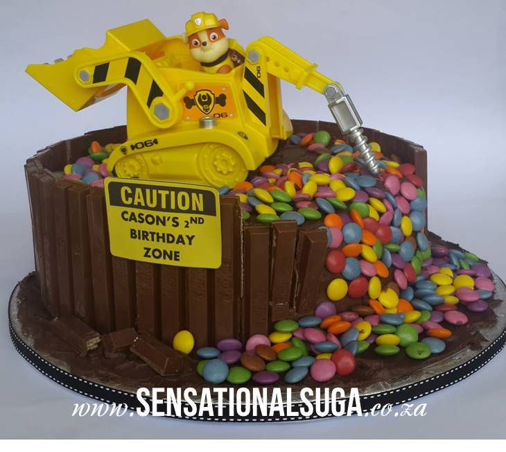 Image Result For Rubble Birthday Cake Birthday Cakes In