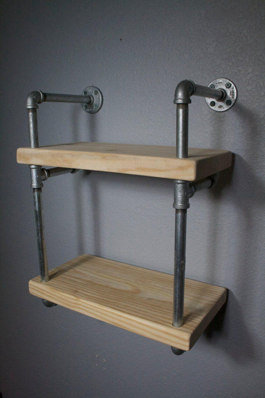 pin em pipe shelves on wall shelf id=11664