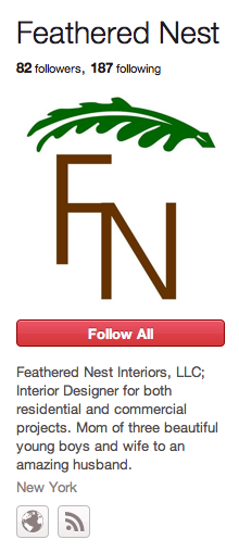 Feathered Nest Interiors LLC Interior Designer New York Is Doing Business On