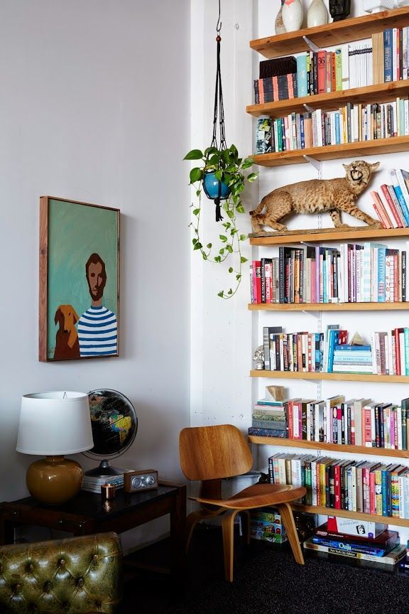 Photo of Williamsburg Loft Tour | A Cup of Jo