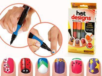 Amazing Hot Designs Tırnak Süsleme Kalemleri