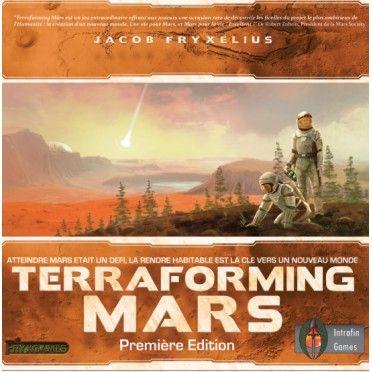Terraforming Mars Tableau