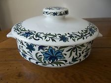 MIDWINTER JESSIE TAIT SPANISH GARDEN TUREEN WITH COVER Jessica