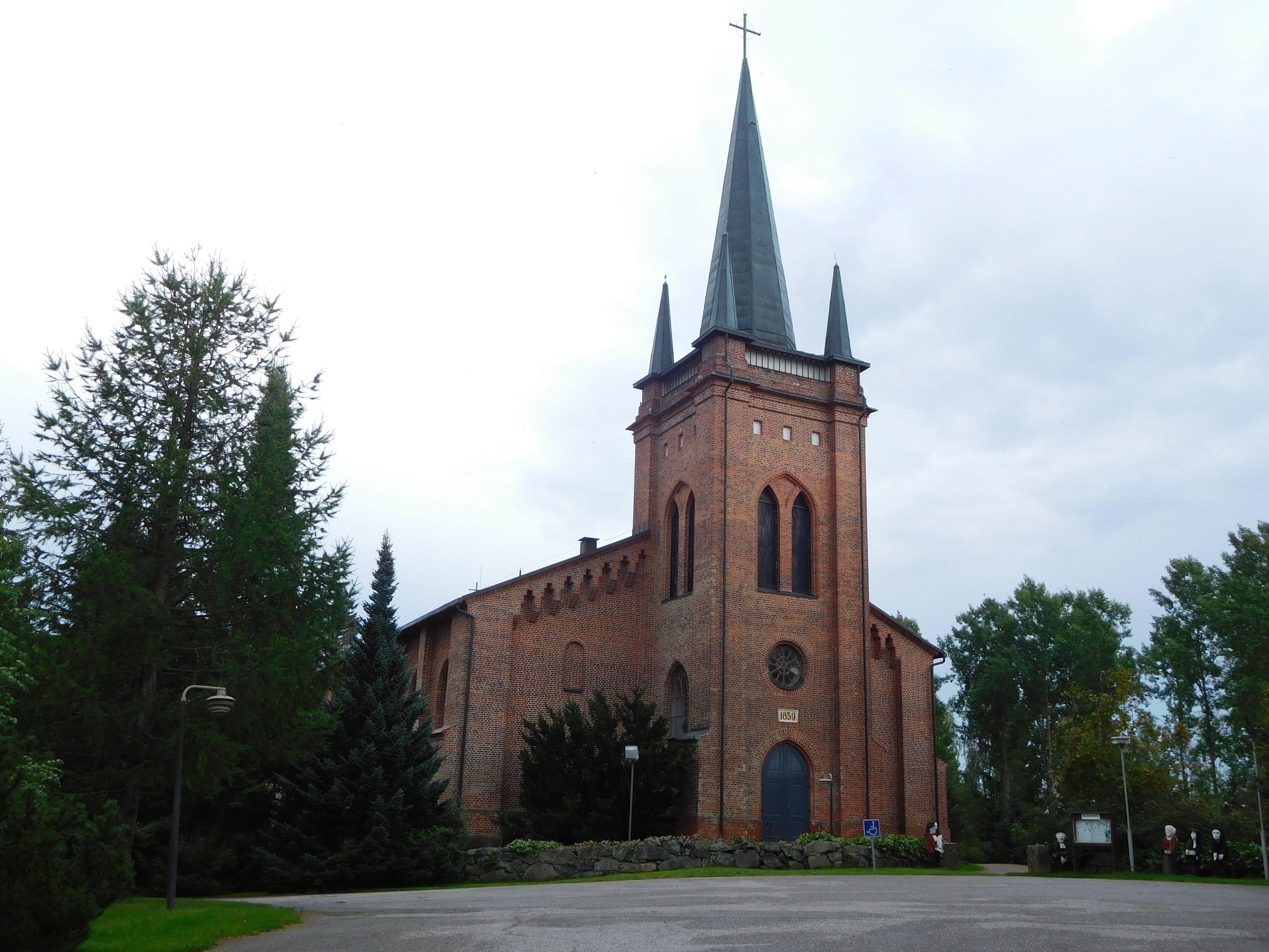 Someron kirkko, Suomi Finland