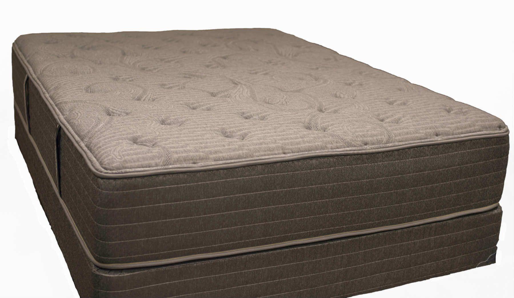 Therapedic Hd Citadel Cushion Firm Mattress The Hd Mattresses Feature The Heaviest Coils The Densest Foams And The Stronges Firm Mattress Mattress Cushions