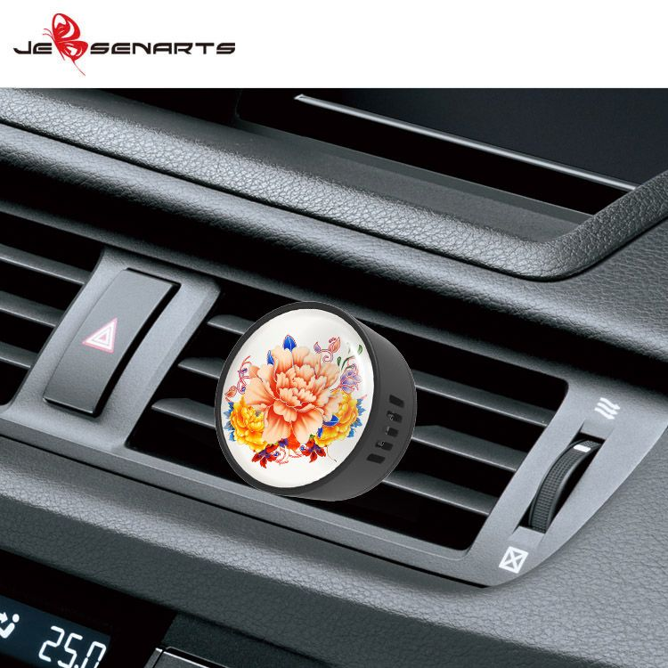 This air freshener use special plastic material which can