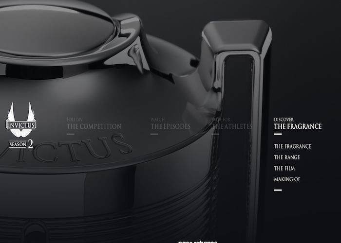 Invictus Season 2 - The epic competition is back ! Discover the Invictus Award Season 2 by Paco Rabanne.