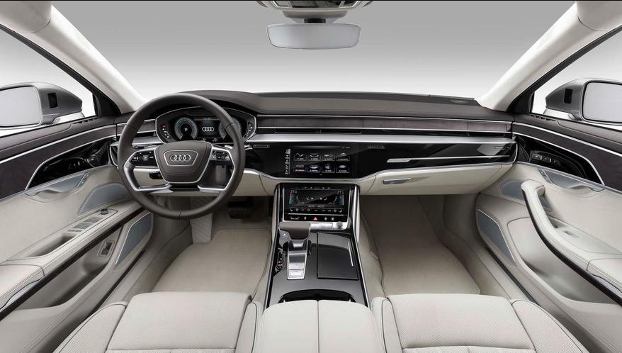 Audi A8 2018 Designing Audi