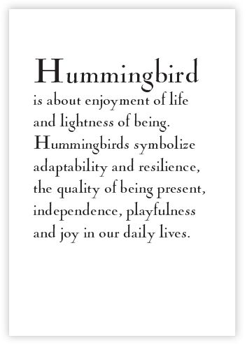 Hummingbird Symbolism Httpsetsylisting216703232