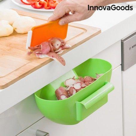 InnovaGoods Abfallbehälter zum Aufhängen - abfallbehälter für die küche