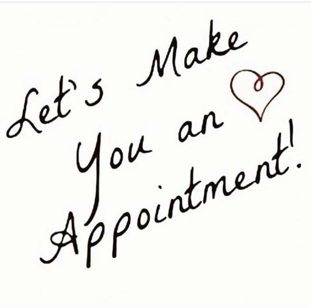 Schedule your appointment today ! (With images) Stylist
