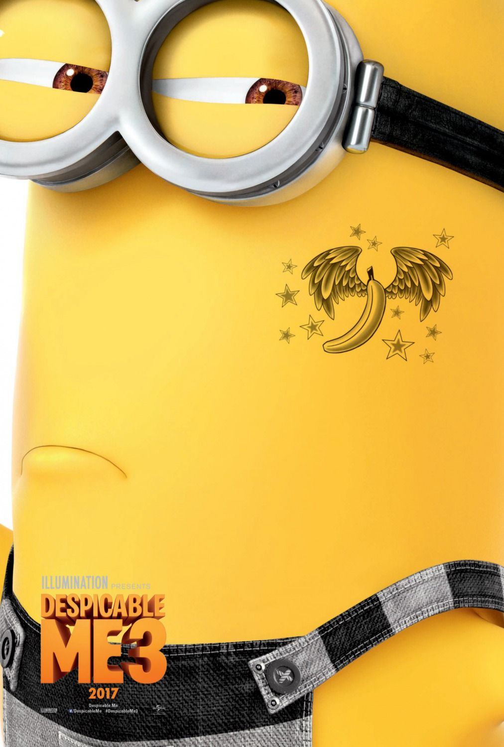 Despicable Me Three Ver12 Xlg Jpg 1012 1500 Wallpaper De Minion Minions Cosas De Minion