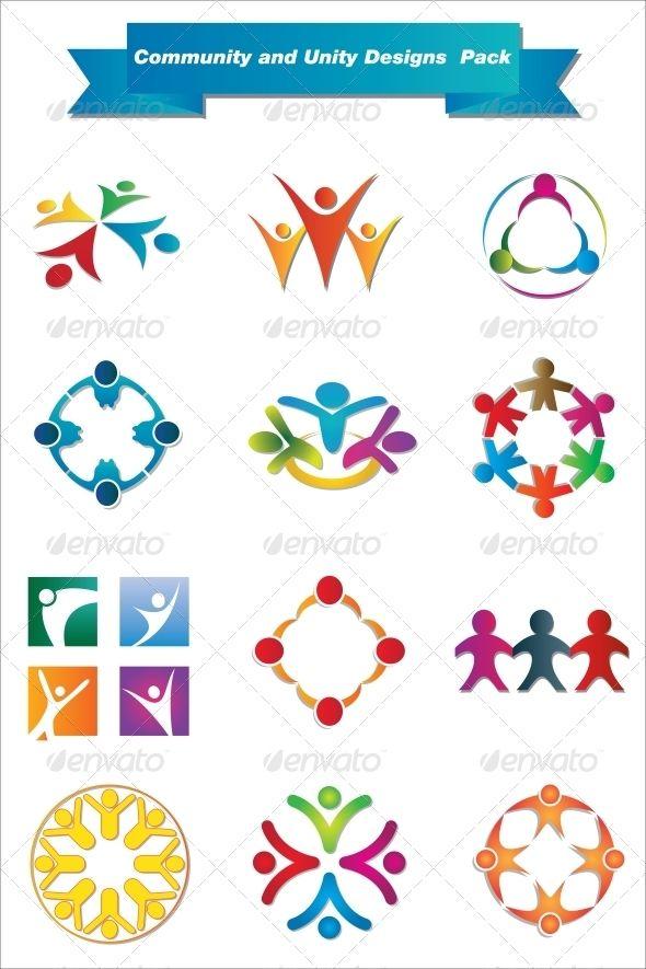 Community Service Symbols