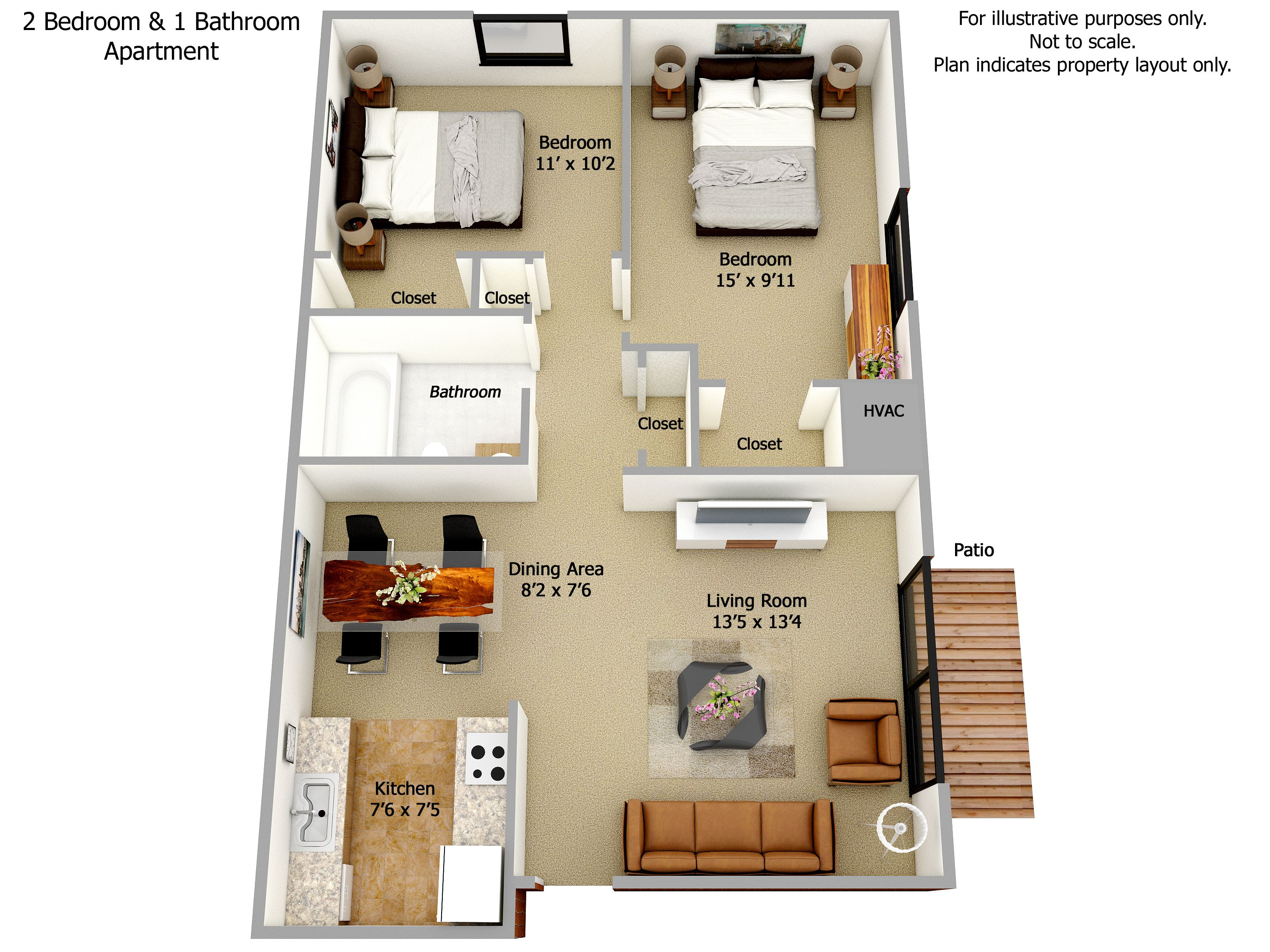 2br 1ba Patio 890 940 Please Check Out Our Website Or Call 414 761 3110 For Availability Floor Plans Apartment Layout Apartment Plans