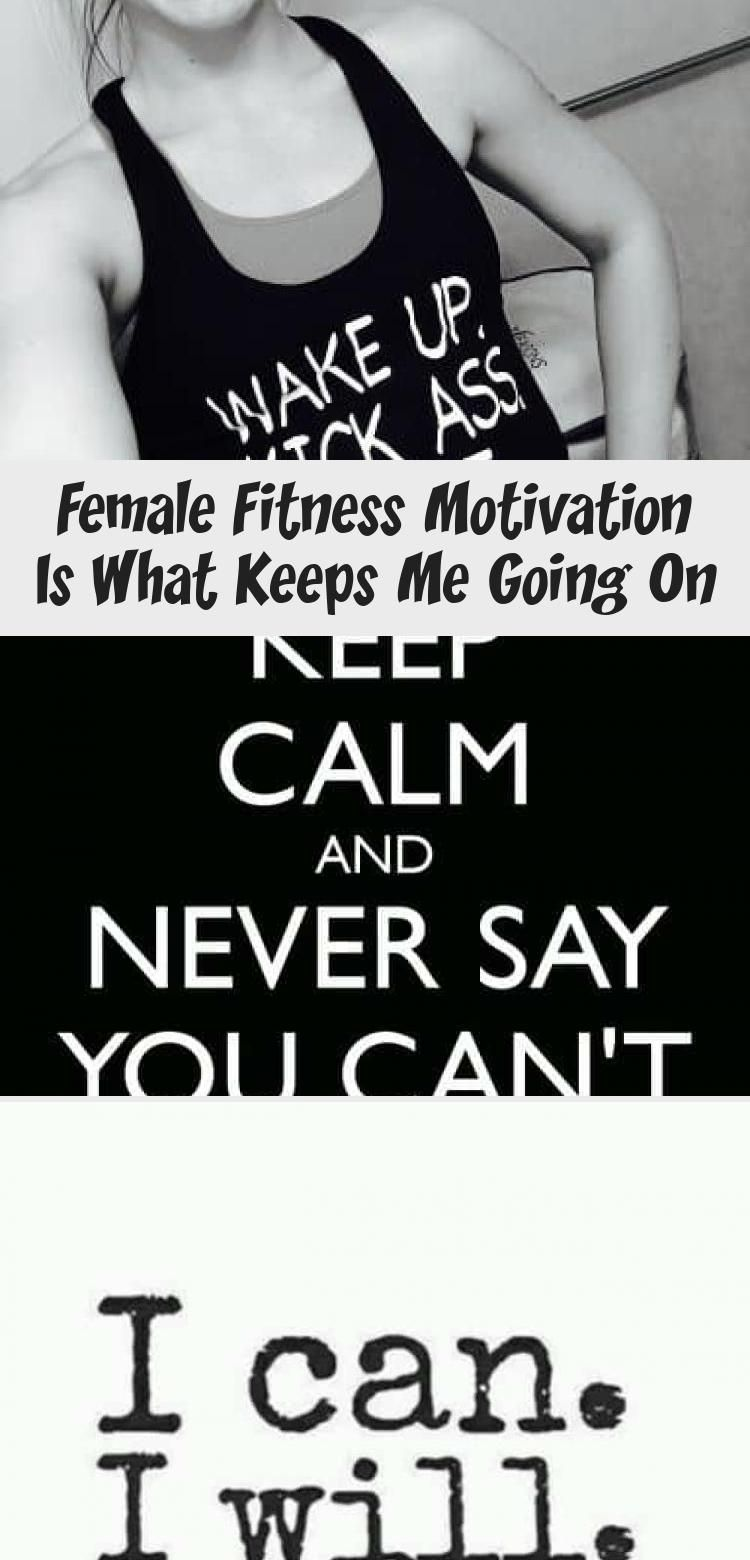 #Female #fitness #motivation is what keeps me going on #home_workouts #Blackwomensfitnessinspiration...