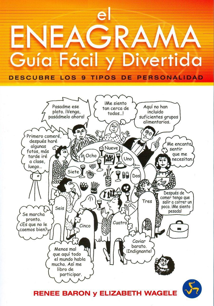 EL ENEAGRAMA, GUIA FACIL Y DIVERTIDA: DESCUBRE LOS 9 TIPOS DE ...