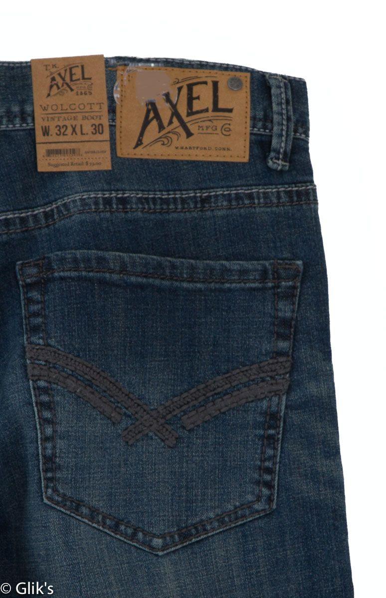 774dde55c33 Axel+Jeans+Wolcott+Vintage+Bootcut+Jeans+for+Men+AX41006-15-WEST ...
