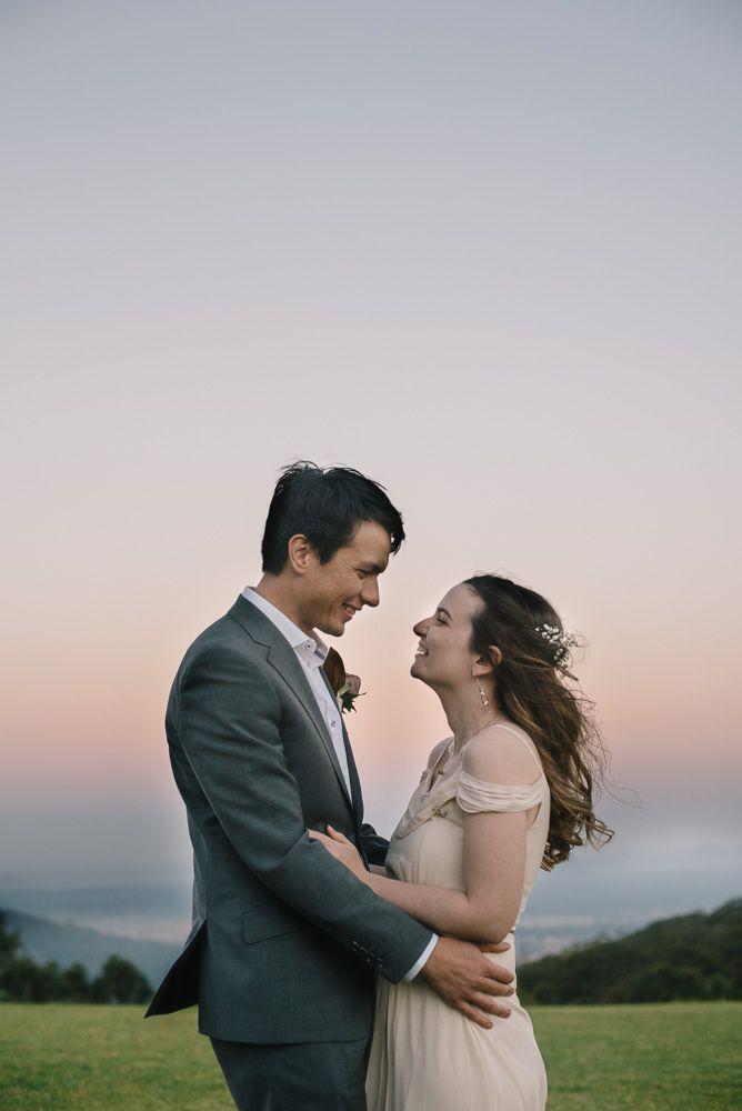 Simple, Short Yet Sweet ceremony, delivered by Roxy Hotten. Photo by ...