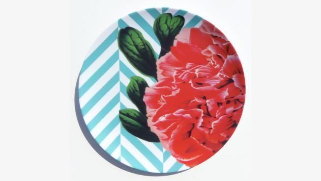 melamine plate by Nicole Porter, Saint Paul, MN