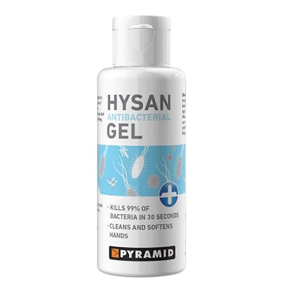 Pyramid Hysan Antibacterial Gel End Of Line Hand Sanitizer
