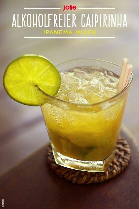 Ipanema alkoholfreier Cocktail