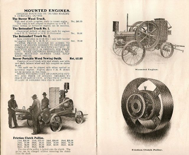 Stover Engine For Sale
