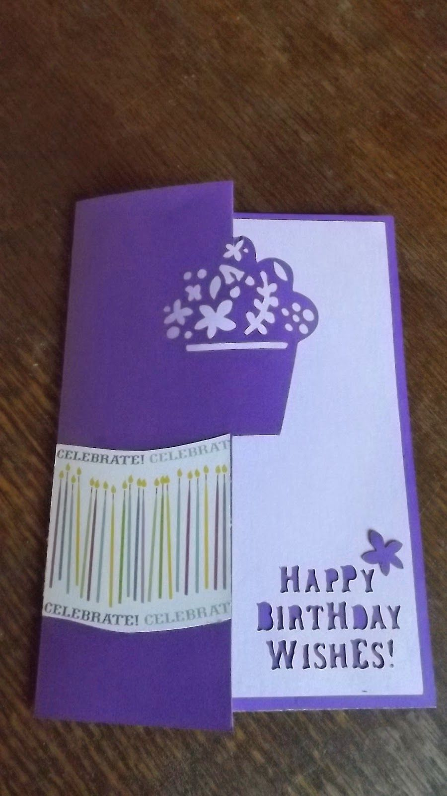 Ctmh cricut birthdaycard card birthday cards