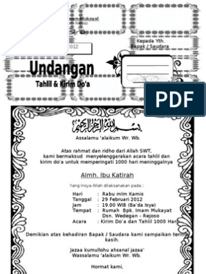 Download Undangan Tahlil 1 Lembar Isi 2 Ms Word : download, undangan, tahlil, lembar, CONTOH, UNDANGAN, Office, Word,, Microsoft, 2010,