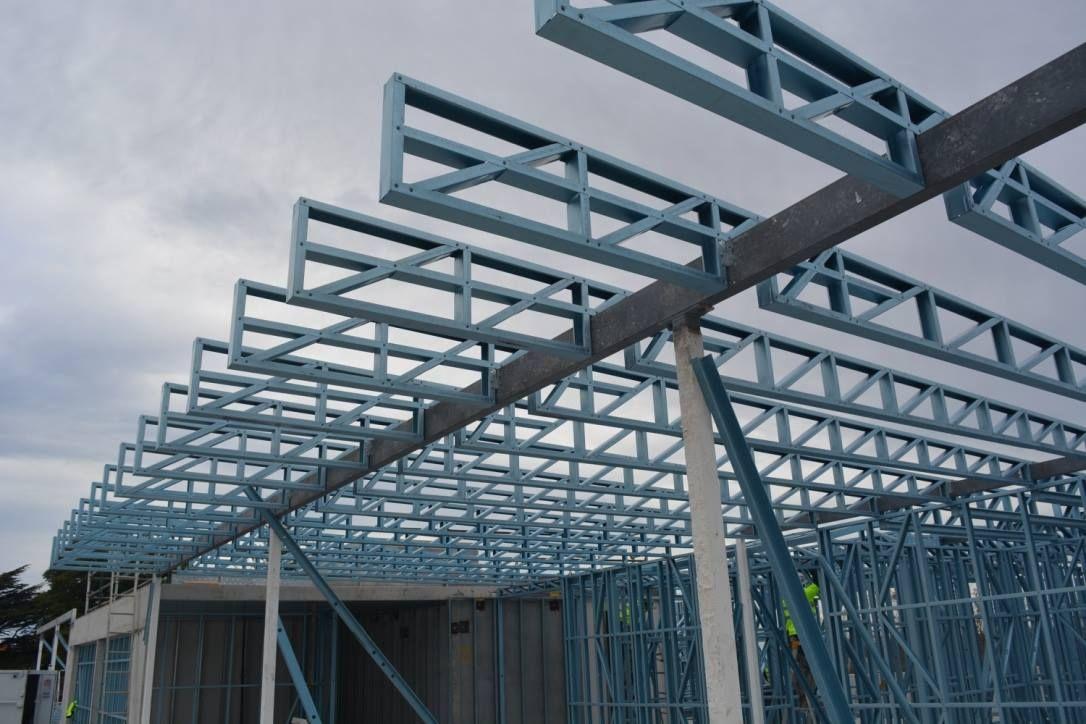 #prefab #fabrication #fabrications #prefabrication #prefabrications #dynamicsteelframe #lightsteelframe #steelframe #steel #lighterstraighterbetter #architecture #melbourne #australia #irving #road #rd #irvingroad #irvingrd #toorak #commercial