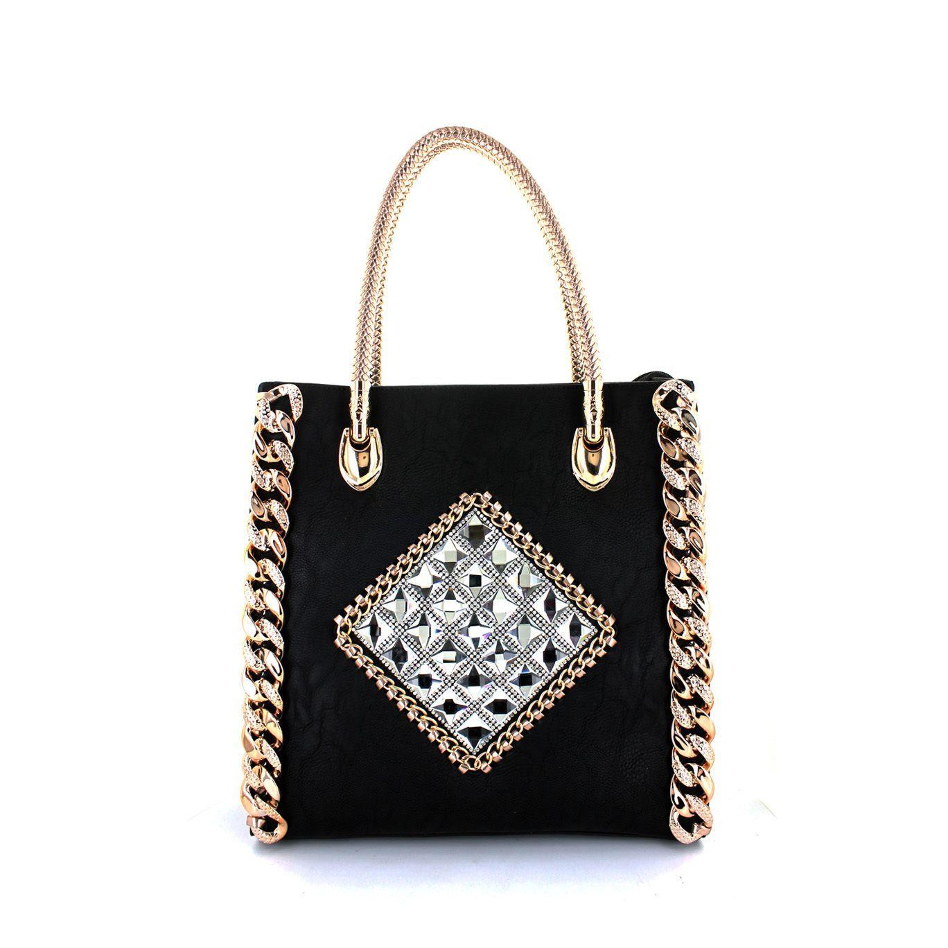 Lany 'Shine Bright' Fashion Tote Bag, Women's