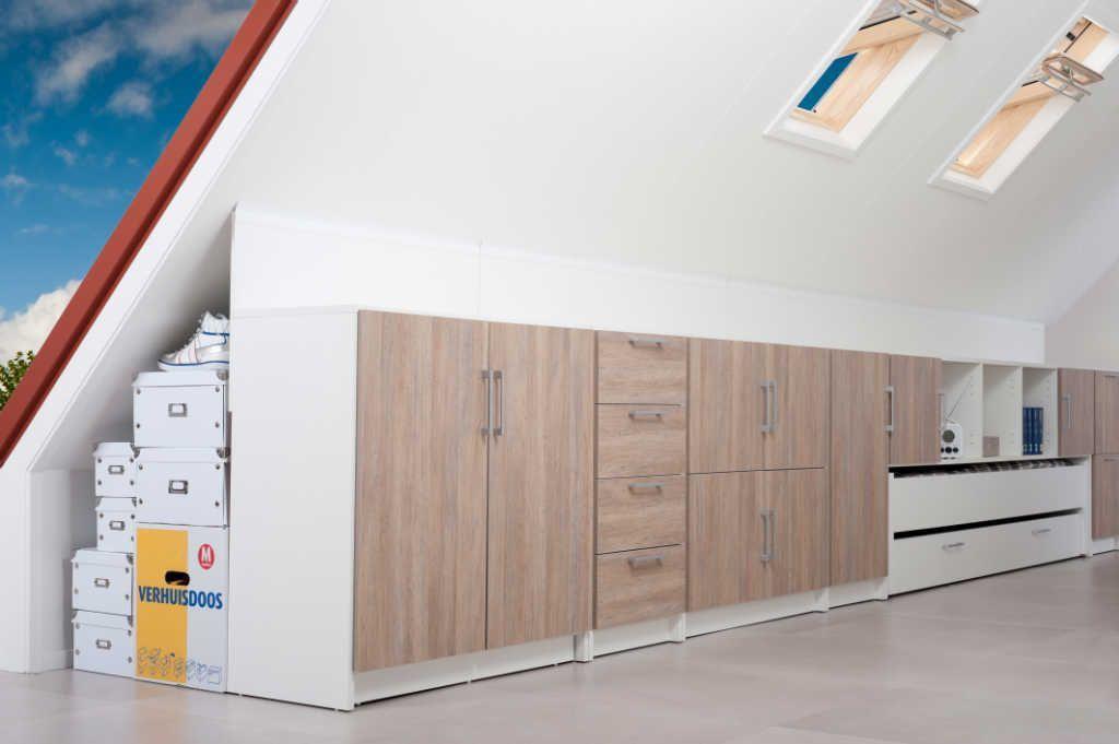Slaapkamer Schuin Dak : Rustgevende slaapkamer met schuin dak foto s ter inspiratie mooie