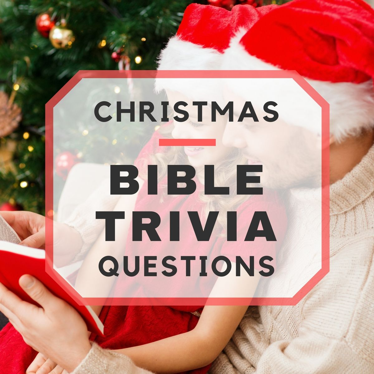 20 Fun Christmas Bible Trivia Questions | Kid\'s Worship Ideas ...