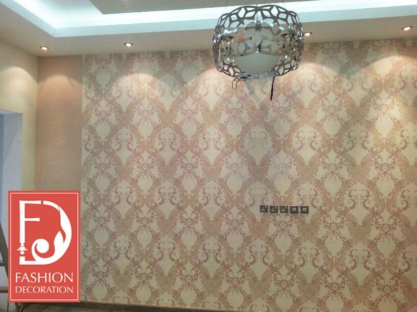 ورق جدران اوروبي 100 Decor Wallpaper ورق جدران ورق حائط ديكور فخامة جمال منازل هوم سنتر Home Cente Decor Styles Decor Printed Shower Curtain