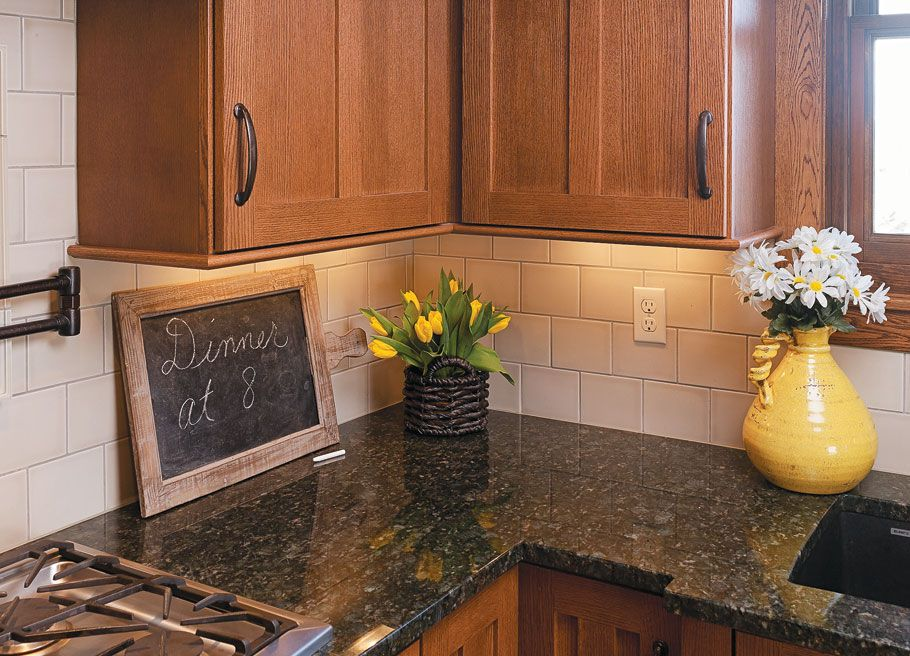 Custom Kitchen Cabinets   Woodsmith Plans - Ever dreamed ...