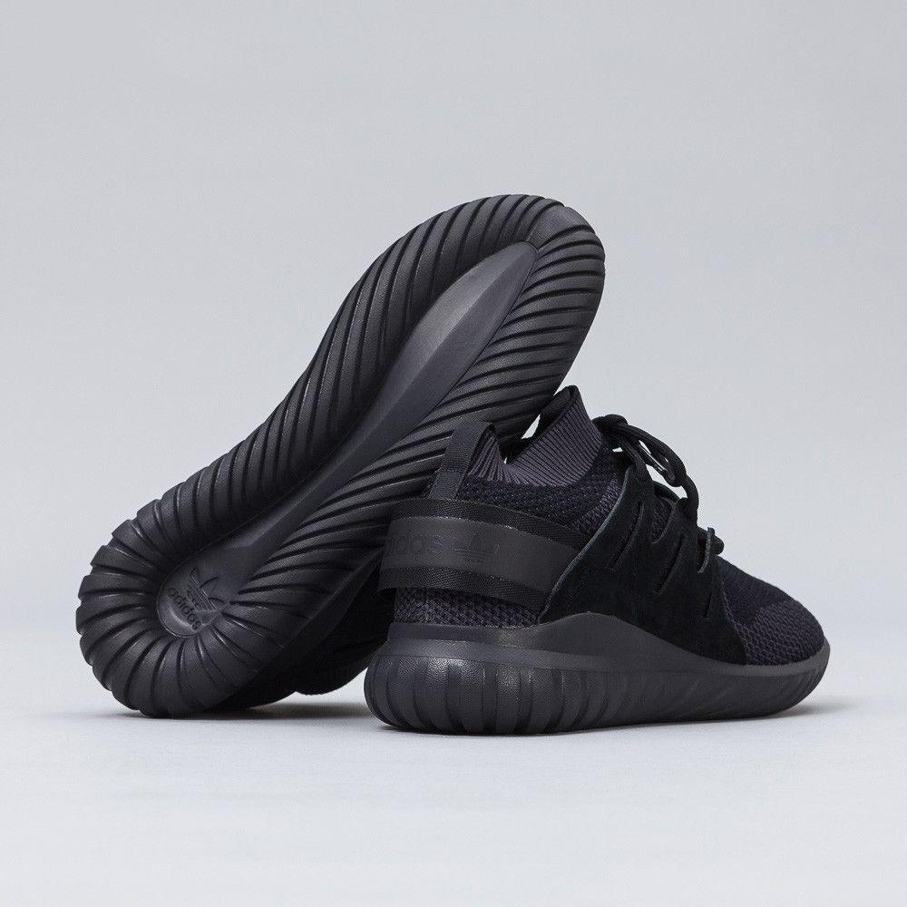 on sale a7b02 796a4 adidas Tubular Nova Primeknit in Core Black S80109 | Shoes ...