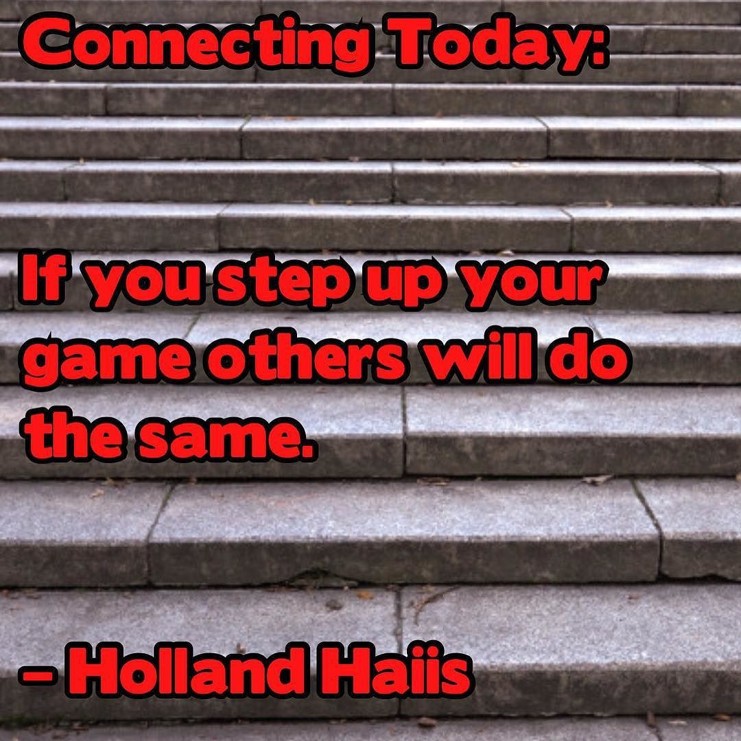 Follow the principles in my book #consciouslyconnecting as you meet every #challenge with #determination and #perseverance #motivationmonday #motivation #inspiration #wellbeing #courage #qotd #quotes #leader #entrepreneur #success #hollandhaiis #Oprah #supersoulsunday #speaker #coach by hollandhaiis