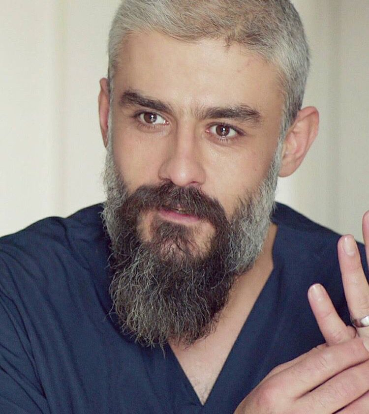Poyraz Karayel Beard Styles Bearded Men Beard Envy