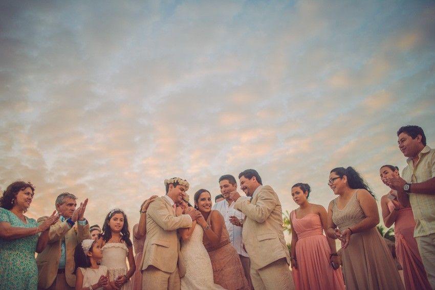 Boda de Vania & Erick en Cancún, México – Fotógrafo de boda en Granada – FRAN RUSSO – Fotógrafo internacional de boda  – Boda