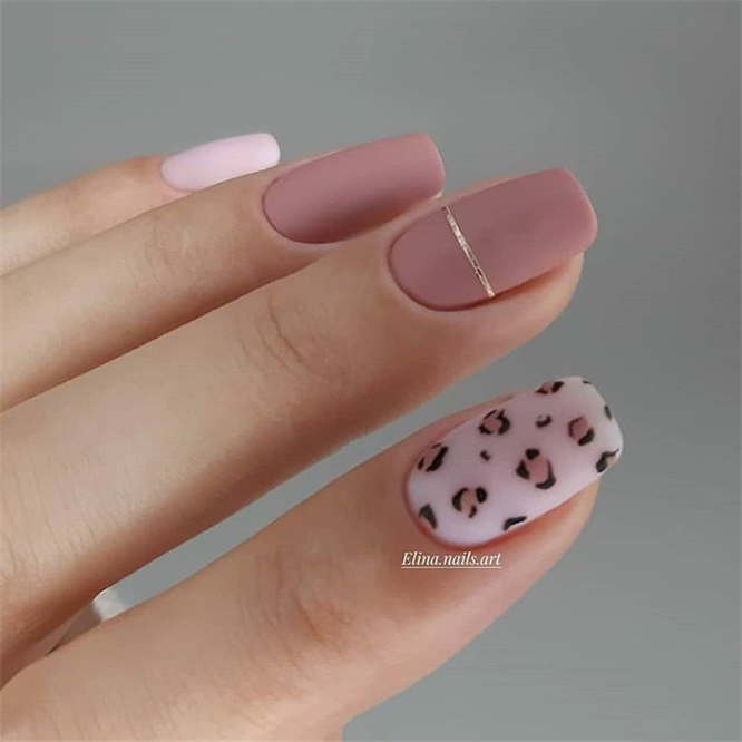 28 Best Matte Nails Ideas - Aray Blog For Chic Women