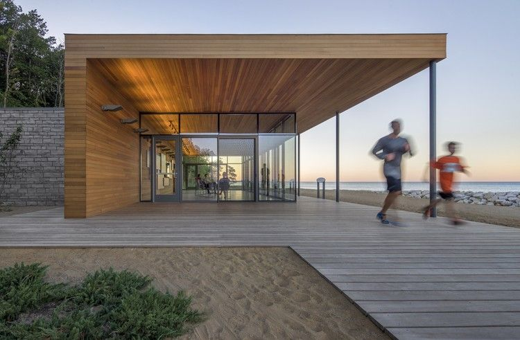 Rosewood Park Woodhouse Tinucci Architects Architecture