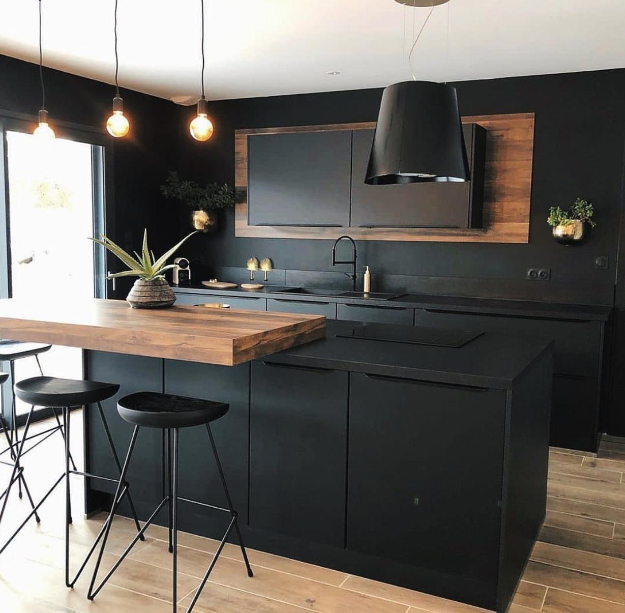 Modern minimalist kitchen design in 2020 | Minimalist ...