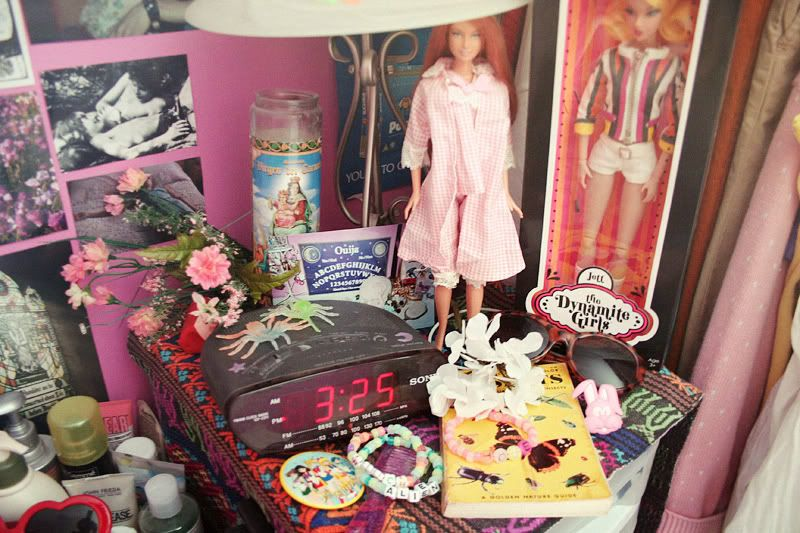 The Fabulous Stains: ✿ MORE Teenage Bedroom-ness from Aileen ✿