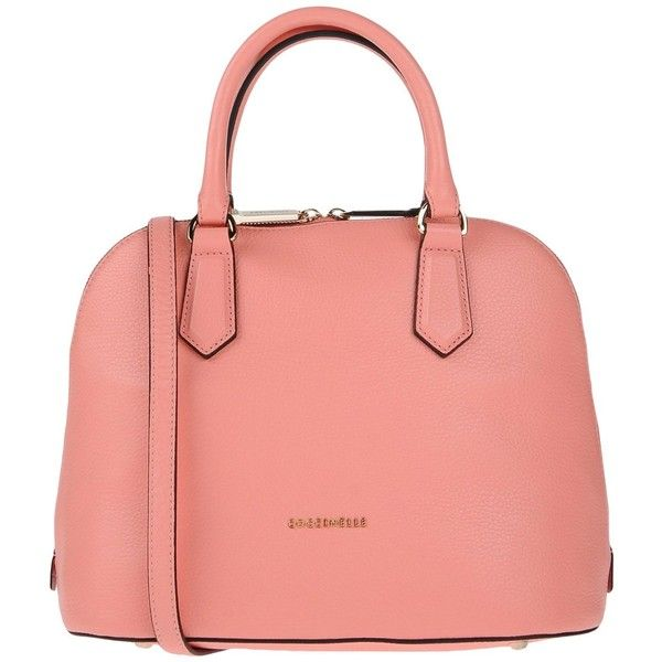 Coccinelle Handbag ($220) ❤ liked on Polyvore featuring bags ...