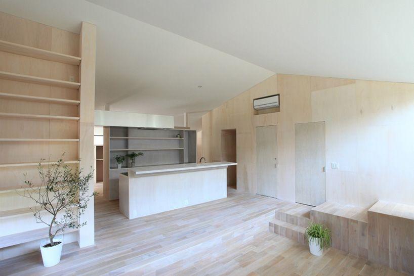 i.n.g house by katsutoshi sasaki associates in toyota, japan