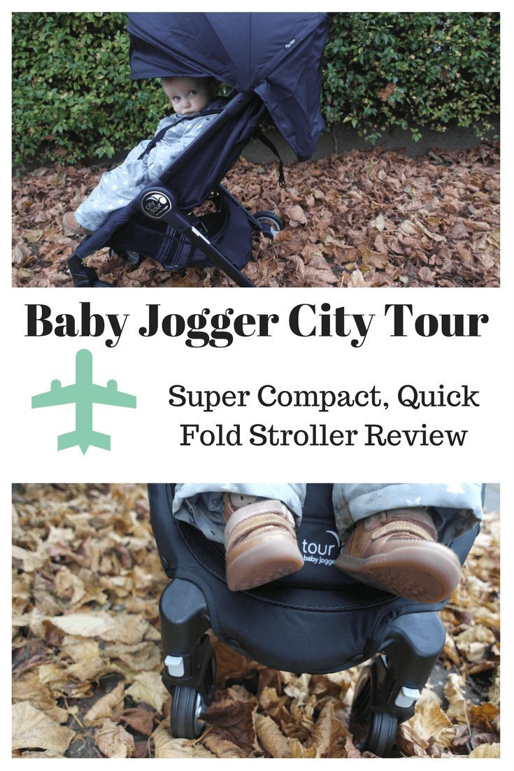 Baby Jogger City Tour Review Super Compact Stroller