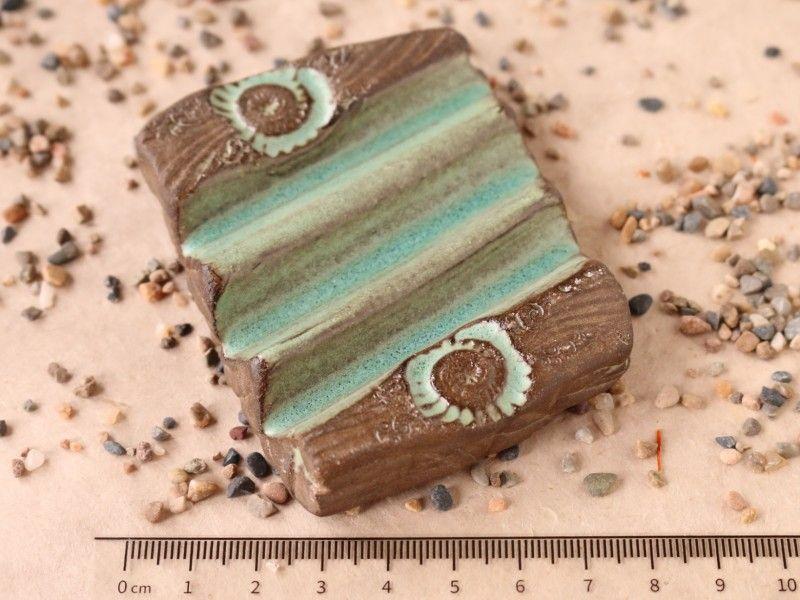 Seifenablage Trockenwelle klein mint